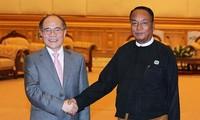 Reafirma líder de Parlamento vietnamita prioridad en vínculos con Myanmar