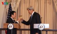 Relaciones entre Vietnam y Estados Unidos seguirán creciendo con fuerza
