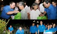 Vietnam presta atención a personas con méritos revolucionarios