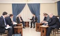 Rusia otorgará a ONU nuevas pruebas de uso de armas químicas de rebeldes sirios