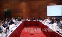 Reunión de la segunda Conferencia de Altos Funcionarios de APEC trata los recursos humanos