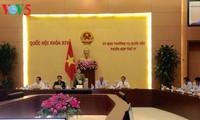Sesionan XI reunión del Comité Permanente del Parlamento de Vietnam