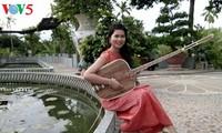 Néang Kunh Thia, una étnica jemer apasionada por el arte tradicional