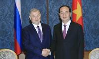 Presidente vietnamita visita la ciudad rusa de San Petersburgo