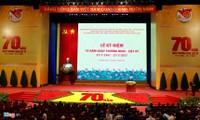 Acto central por el Día Nacional de Inválidos y Mártires de Guerra de Vietnam