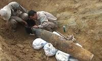Vietnam comparte experiencias sobre la superación de las consecuencias de bombas y minas