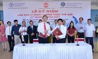 Vietnam conmemora el Día Mundial de la Alimentación 2017