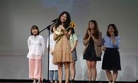 Cinéma: Remise des prix «Lotus d'or» 2017