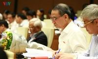 Continúan actividades del Parlamento vietnamita en su IV período de sesiones