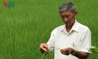 Tran Cong Len apasionado por la ayuda a los agricultores