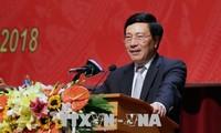 Vietnam por promover entorno favorable al desarrollo y la integración