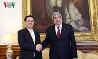 Vietnam concede gran importancia a la cooperación con Portugal