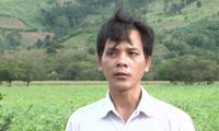Kator Kinh, un antiguo delincuente convertido en guarda forestal
