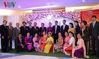 Comunidad vietnamita en el exterior festejan el Tet