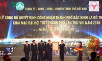 Vicepremier exhorta a convertir Bac Ninh en una ciudad digna de vivir