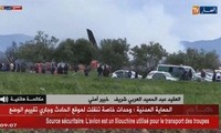 Más de 250 bajas en el accidente del avión militar en Argelia