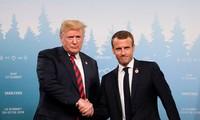 Estados Unidos y la Unión Europea acuerdan iniciar las negociaciones comerciales
