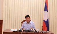 Dimensiona premier laosiano accidente en represa Sepien Senamnoi