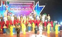 Programa artístico en saludo al triunfo de la Revolución de Agosto y Día Nacional de Vietnam
