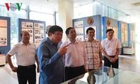 Dirigente partidista urge a la Voz de Vietnam más atención a la capacitación de recursos humanos