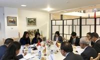 Embajadora vietnamita preside reunión ordinaria del Comité de la Asean en La Haya