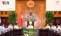 Primer ministro vietnamita trabaja con dirigentes de Ninh Thuan