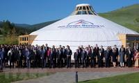 Concluye la duodécima Cumbre Asia-Europa