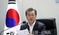La UE y Corea del Sur reafirman compromiso con el libre comercio y la paz en la península de Corea