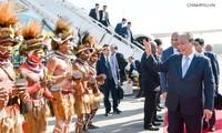Premier vietnamita en Papúa Nueva Guinea para la Cumbre de APEC
