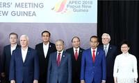 Concluye asistencia del premier vietnamita a XXVI Cumbre del APEC