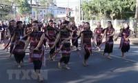 Concluye Festival Cultural de Gongs y Batintines de Tay Nguyen