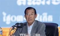 Premier de Camboya inicia visita a Vietnam