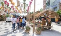 Aumenta número de visitantes a la Semana de Cultura y Turismo de Dong Thap
