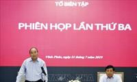 Premier vietnamita pide adecuar estrategia de desarrollo socioeconómico a nueva situación global
