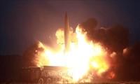 """Kim Jong-un califica recientes pruebas balísticas de Corea del Norte como una """"advertencia"""""""