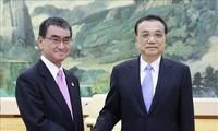 Primer ministro chino pide fortalecer cooperación con Corea del Sur y Japón