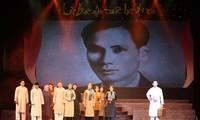 Ofrecen espectáculo en ocasión de los 50 años del testamento del presidente Ho Chi Minh