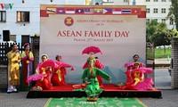 Celebran en Praga Día de la Familia de la Asean