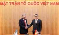 Vietnam y México fortalecen cooperación partidista