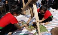 Fiesta del arroz en Tu Le honra valores tradicionales de la minoría étnica Thai
