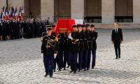Líderes mundiales asisten en París al funeral de Jacques Chirac