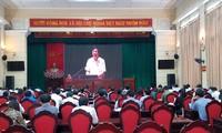 Conferencia en línea acerca de enseñanzas del presidente Ho Chi Minh sobre la movilización de masas