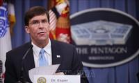 Secretario de Defensa de Estados Unidos llega a Afganistán en visita inesperada