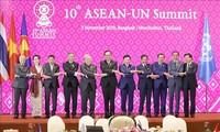 Asean y ONU abogan por una mayor cooperación