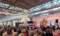 Cultura vietnamita impresiona en el Festival de Oriente en Italia