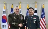 Estados Unidos comprometido a proteger Corea del Sur