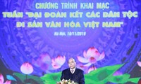 Premier vietnamita resalta importancia de gran unidad nacional