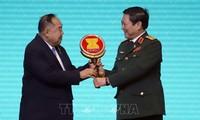 Vietnam asume oficialmente presidencia de Reunión de Ministros de Defensa de Asean