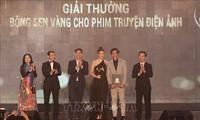 Concluye XXI Festival de Cine de Vietnam