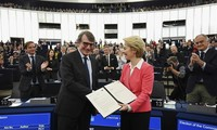 Parlamento Europeo ratifica el nombramiento de la nueva Comisión del bloque